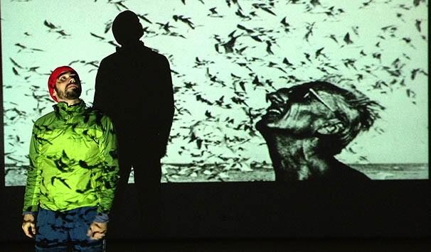 """O segundo solo chama-se """"O Otimista"""" e é estrelado por Tomás Decina  (Foto: Divulgação)"""