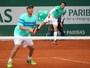 André Sá vence favoritos colombianos e avança nas duplas em Roland Garros