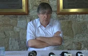 """""""Nós não fizemos pré-temporada"""", justifica presidente do Paulista"""