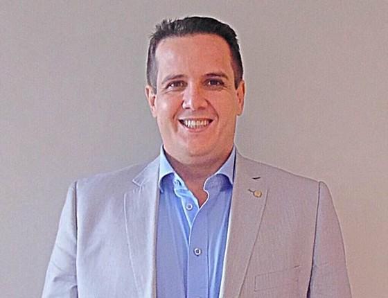 O deputado federal Dimas Fabiano Toledo Júnior (PP-MG) (Foto: reprodução/facebook)