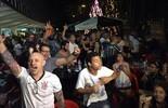 Soltou o grito! Corintianos tomam conta das ruas festejando o hexa (Cassio Barco)