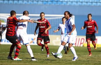 Oeste joga melhor e consegue  vencer Paysandu, na Arena Barueri