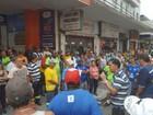 Funcionários da Codesavi se reúnem para definir futuro da greve