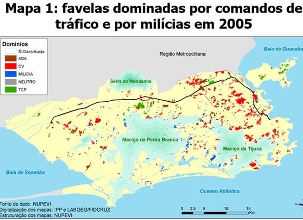 milícia (Foto: Divulgação)