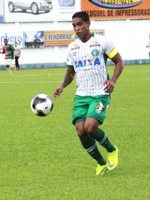 Cleber Santana Chapecoense (Foto: Cleberson Silva/Chapecoense)