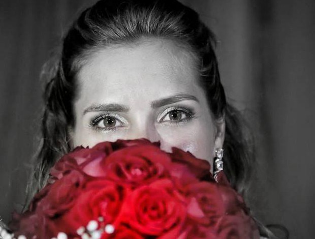 casamento larissa e lili volei de praia (Foto: Reprodução/Facebook)
