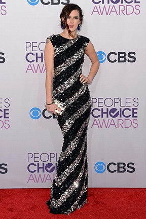 Enquete People's Choice Awards - Rummer Willis (Foto: Agência Getty Images)