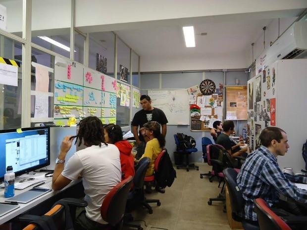 Personagens da Bahia estão no game Dois de Julho: Tower Defense (Foto: Divulgação/ Comunidades Virtuais - Uneb)