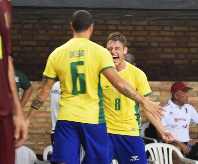 Brasil bate a Venezuela de virada na estreia das Eliminatórias para ... e9b081c268369