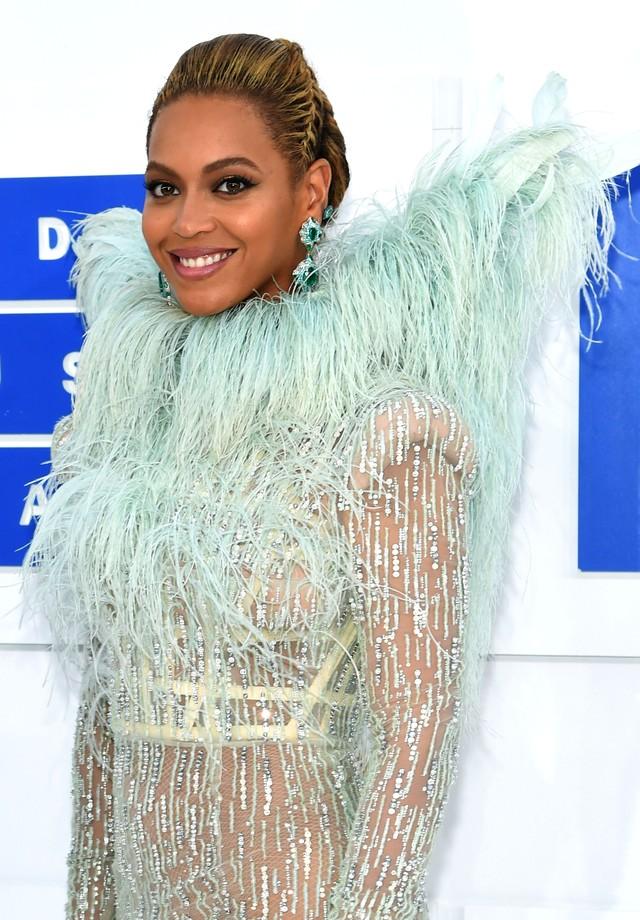 Beyoncé no VMA (Foto: Getty Images)