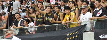 Para Vasco x Londrina em Manaus, ingressos terão valor mínimo de R$ 60 (Adeilson Albuquerque)