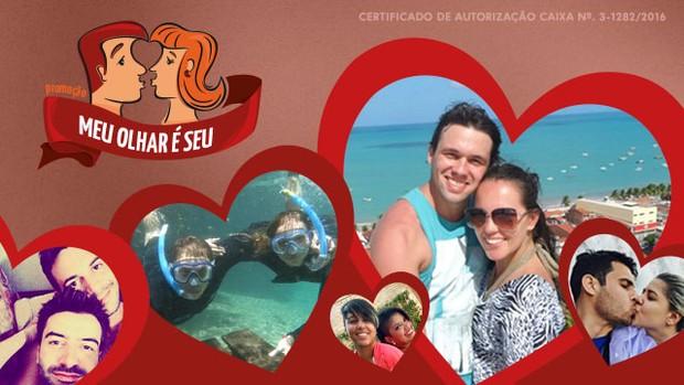 Veja as fotos que foram pra telinha da TV Tribuna! (Camila Perez)