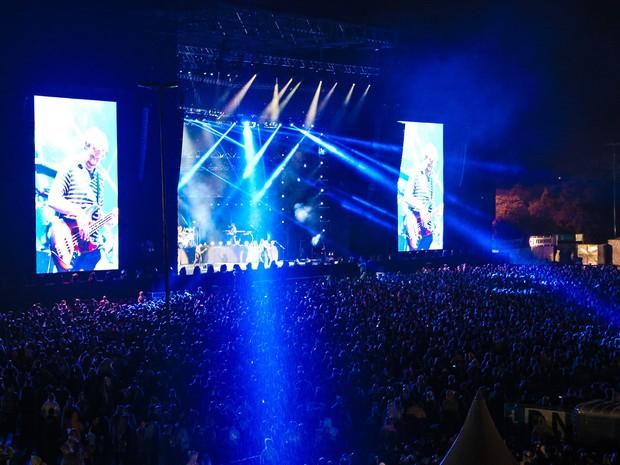 Maroon 5 (Foto: Ton Muller/ Divulgação Time For Fun)