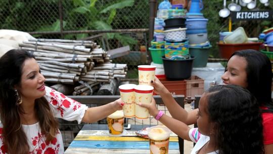 Adivinhe qual foi a última parada da família carioca na Disney! O Animal Kingdom