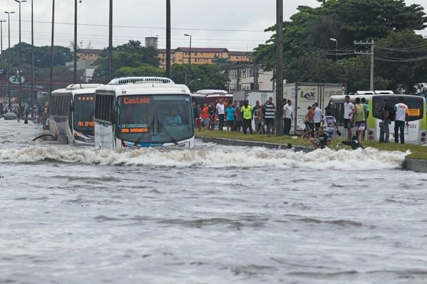 1. Catástrofes Climáticas (Foto: Ag STF)
