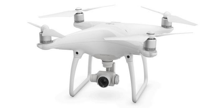 Drone Phantom 4 (Foto: Divulgação/DJI)