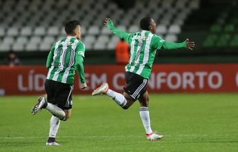 Iago, do Coritiba, brilha e leva enquete do gol mais bonito da 21ª rodada