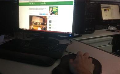 Votação online TRM (Foto: Ingo Müller / Ge.com)