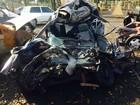 Duas pessoas morrem em acidente entre carro e caminhão na PR-170