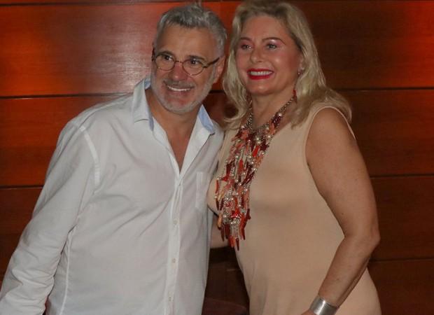 Tadeu Aguiar e Vera Fischer (Foto: Foto:  Divulgação)