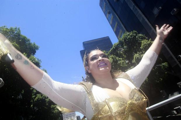 Preta Gil (Foto: Isac Luz / EGO)
