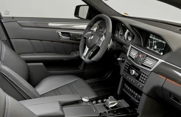 Mercedes-Benz E 63 AMG (Foto: Divulgação)