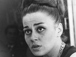 Retrato de Norma Bengell em março de 1964 (Foto: Estadão Conteúdo/Arquivo)