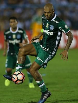 Felipe Melo Tucumán x Palmeiras (Foto: César Greco / Ag. Palmeiras / Divulgação)