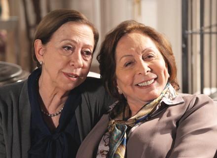 União de Gemma e Bete: 'Clara é quase invencível', diz Fernanda Montenegro