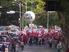 24 estados e DF têm protestos contra o governo Temer nesta sexta