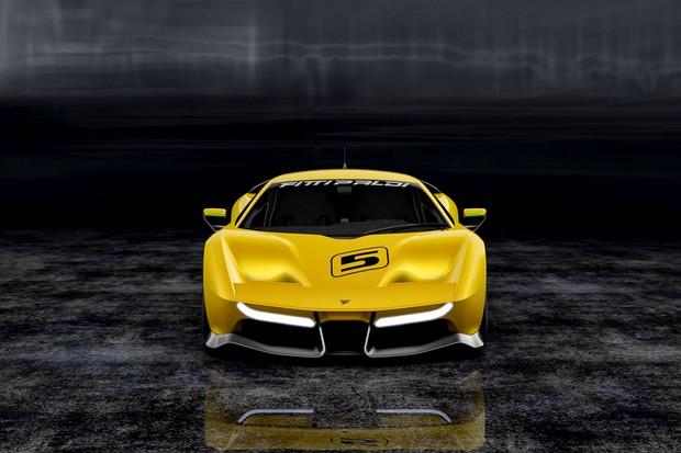 Fittipaldi EF7 Vision Gran Turismo (Foto: Divulgação)