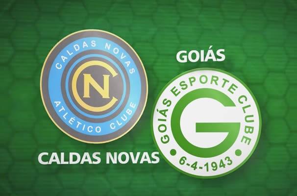 Caldas Novas e Goiás (Foto: TV Anhanguera)