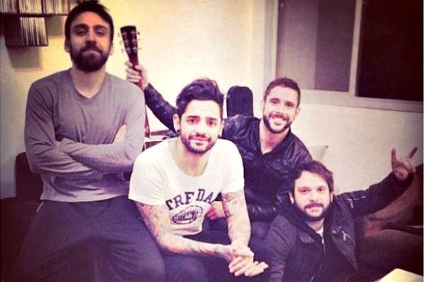 Banda Fresno apresenta novo baterista no Vitrola (Foto: Fresno/Divulgação)