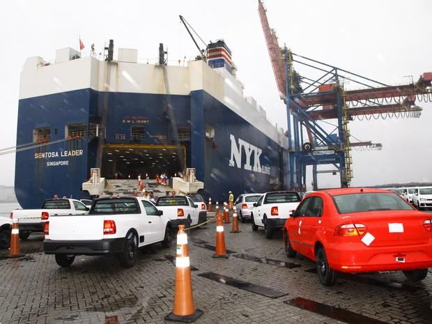 Volkswagen vai exportar Saveiro para a Jamaica (Foto: Divulgação)
