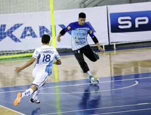 Goleiro, André, Cabo Frio, Liga Futsal (Foto: Assessoria/Minas Tênis Clube)