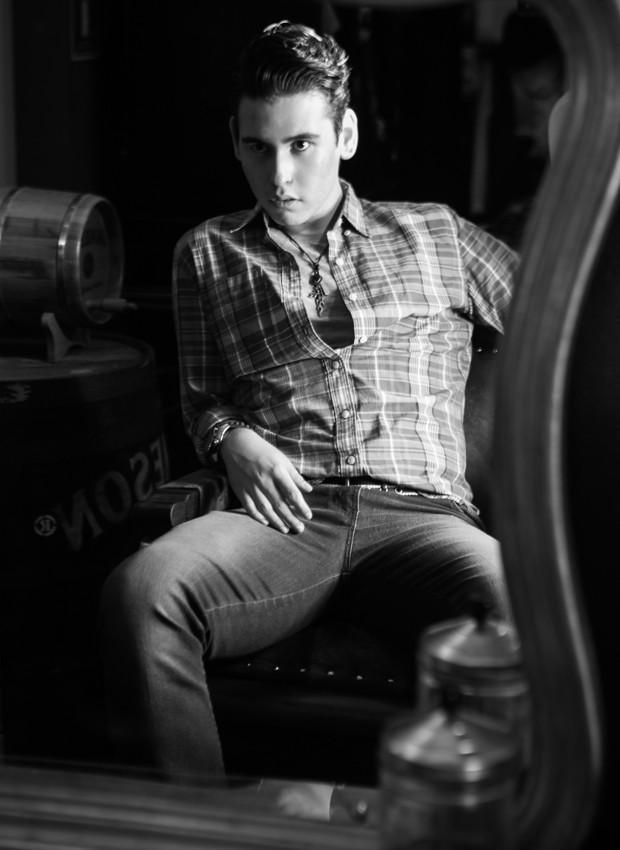 Filipe Cavalcante (Foto: Márcio Desideri)