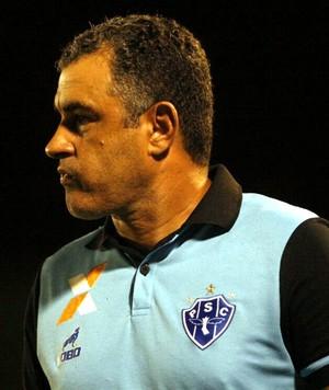 Marcelo Chamusca técnico Paysandu (Foto: Akira Onuma/O Liberal)