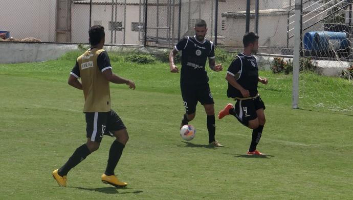 ASA, treino (Foto: Leonardo Freire/GloboEsporte.com)