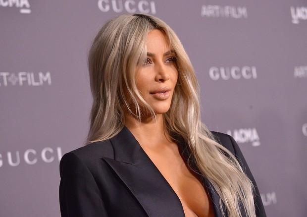 Kim Kardashian: é menina! (Foto: Getty Images)