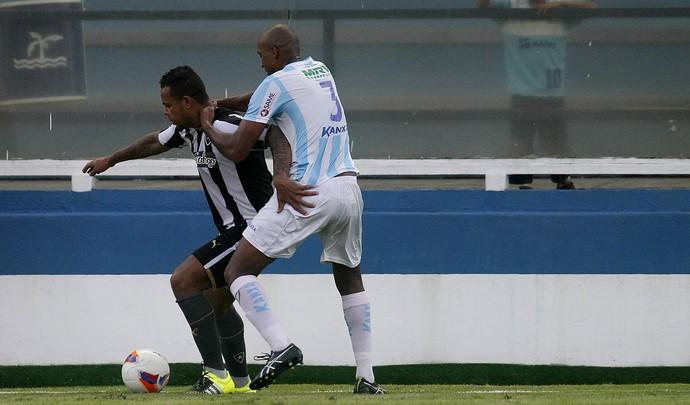 Bill Macaé x Botafogo (Foto: Vitor Silva/SSPress)