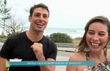 Cauã Reymond mostra os bastidores de gravação de 'Justiça'