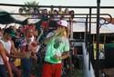 Grupo baiano comanda segundo dia do arrastão em Barras