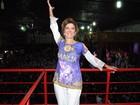 Escola de samba contava com Marília Pêra para desfile de 2016