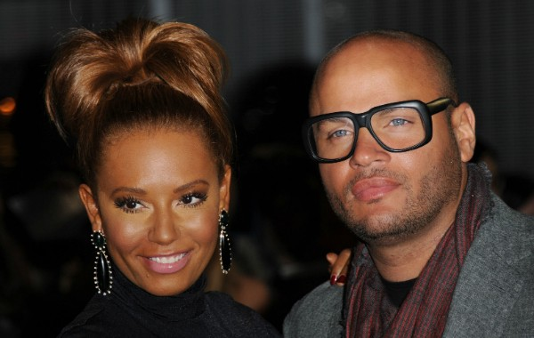 Mel B e Stephen Belafonte (Foto: Getty Images)