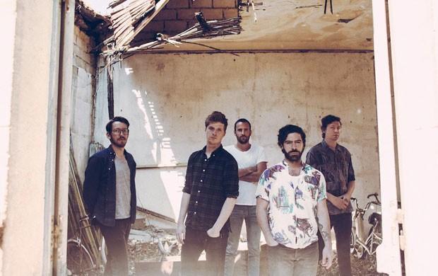 A banda Foals retorna ao Brasil para os primeiros shows solo (Foto: Divulgação/Warner)