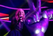 Aline Mendes The Voice Brasil  (Foto: Reprodução/ The Voice Brasil)