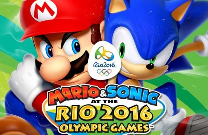 Próximo capítulo da rivalidade dos mascotes será no Brasil com Mario & Sonic at the Rio 2016 Olympic Games (Foto: Reprodução/Gematsu)