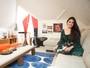 Franciely Freduzeski abre sua casa tríplex de 400 m² no Rio