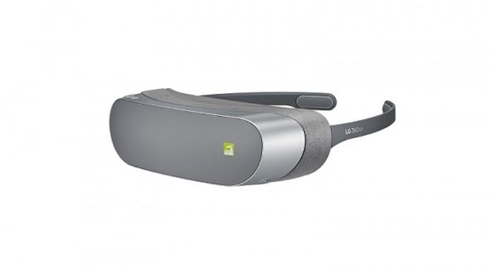 LG 360 VR não pode ser usado com o LG G5 SE vendido no Brasil (Foto: Divulgação/LG)