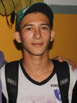 Cleyton Domingos conquistou uma vaga de Medicina n UFMA (Foto: Divulgação/Ascom)